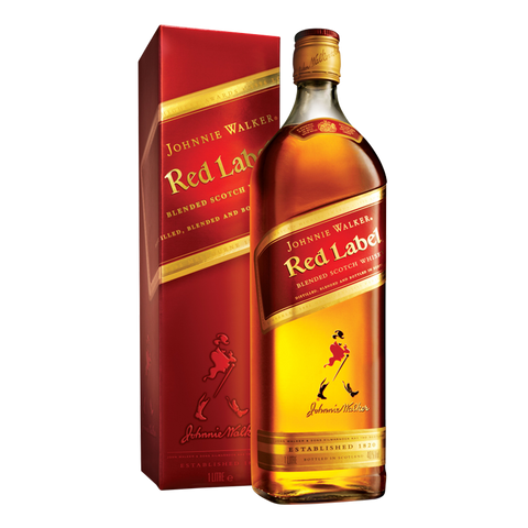 Red Label Scotch Whisky