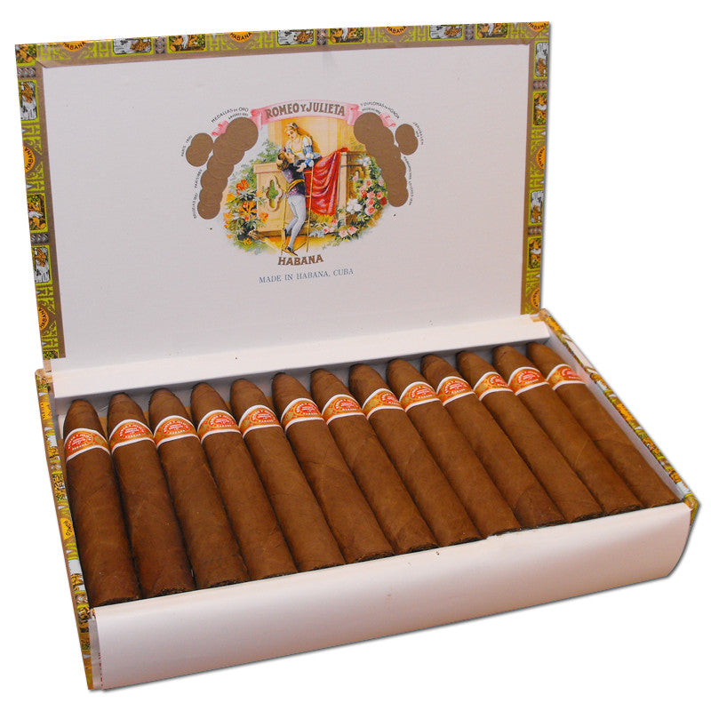 Box of 25 Cigars