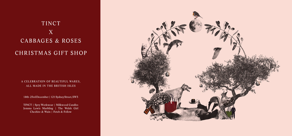 London Christmas Pop Up 18th - 23rd December 2017