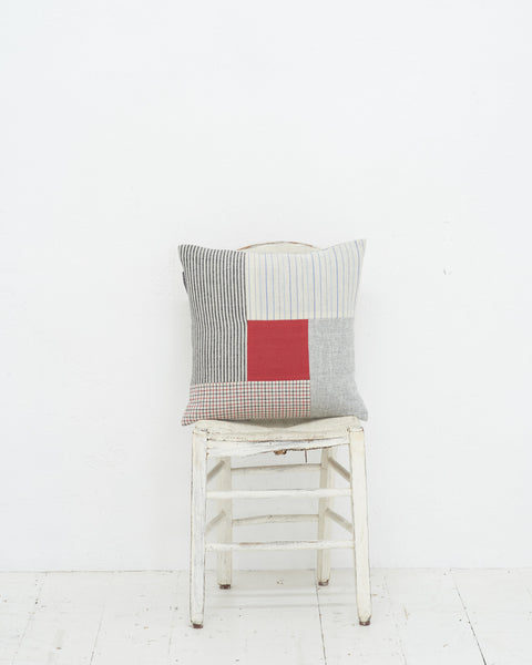 Patchwork Cushion III
