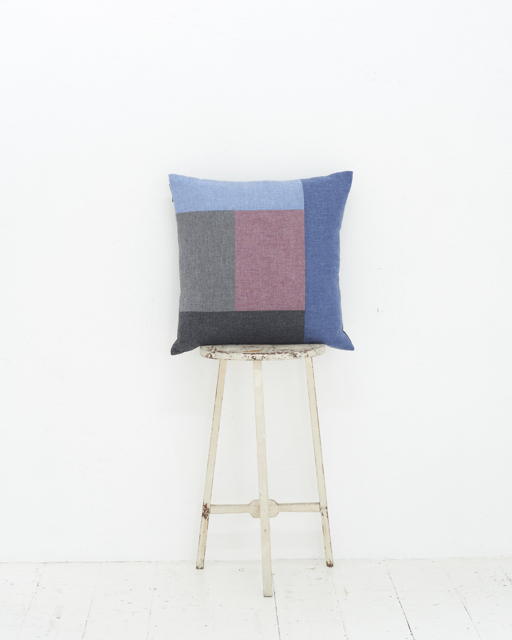 Patchwork Cushion I
