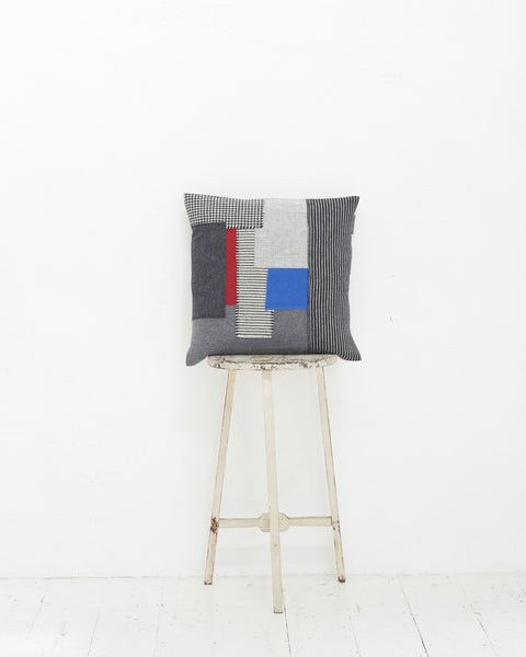 Patchwork Cushion V