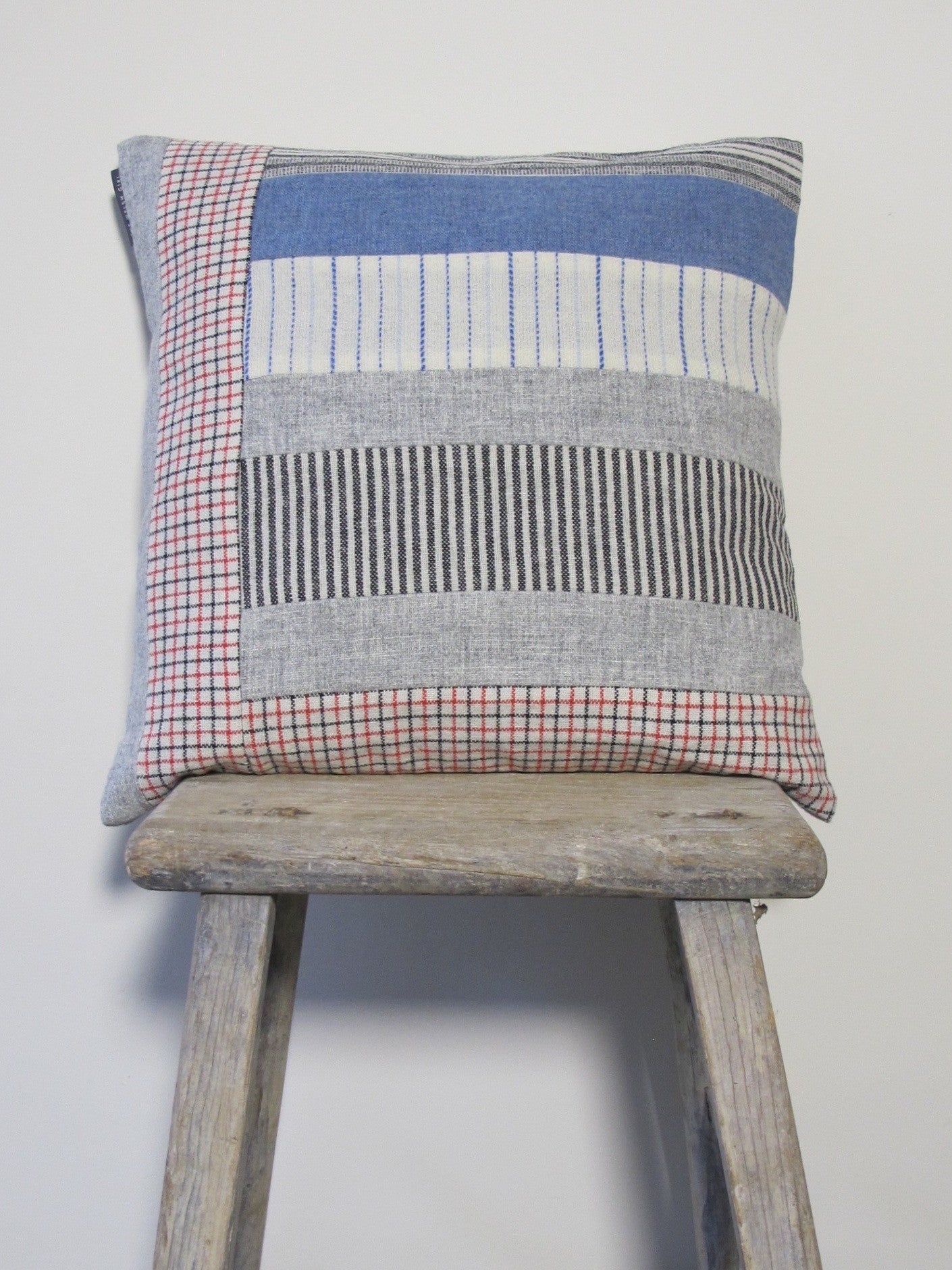 Patchwork Cushion XVI