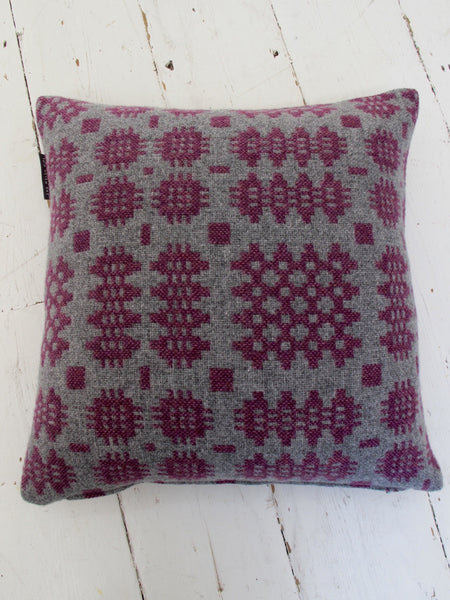 Just Berry Tapestry Cushion - 18""