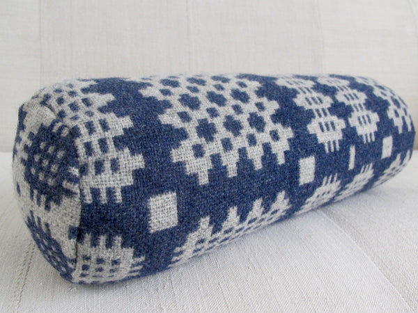 Gwladys Grey Bolster Cushion
