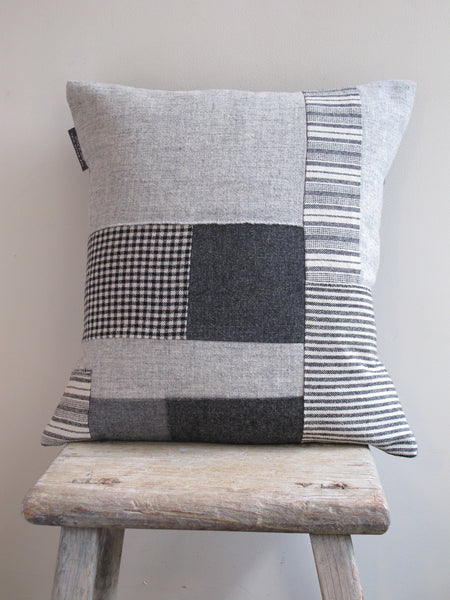 Patchwork Cushion XXIII