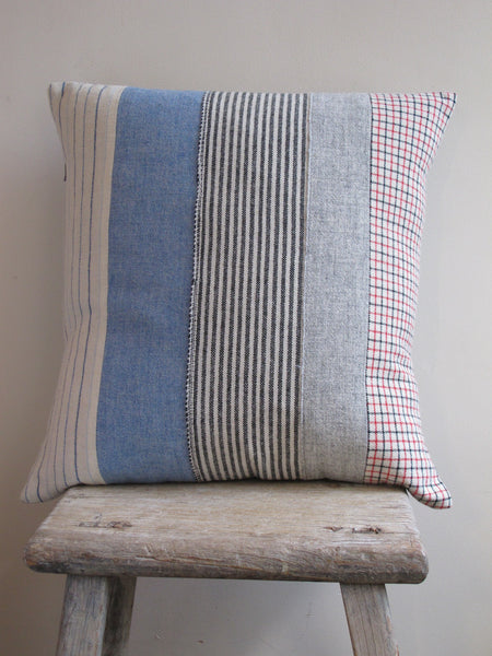 Patchwork Cushion XVIII
