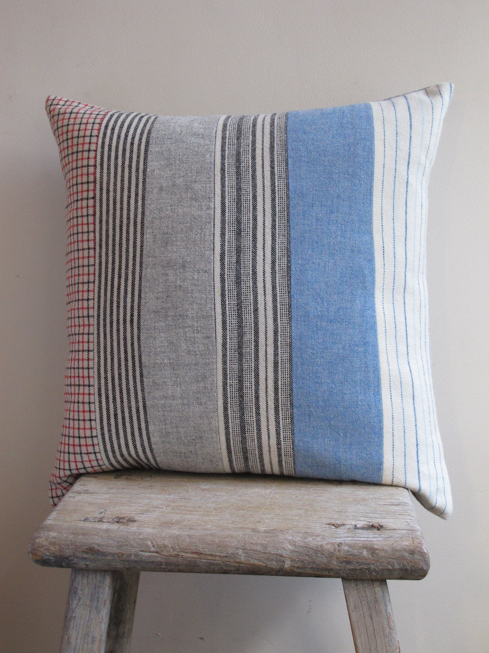 Patchwork Cushion XVII