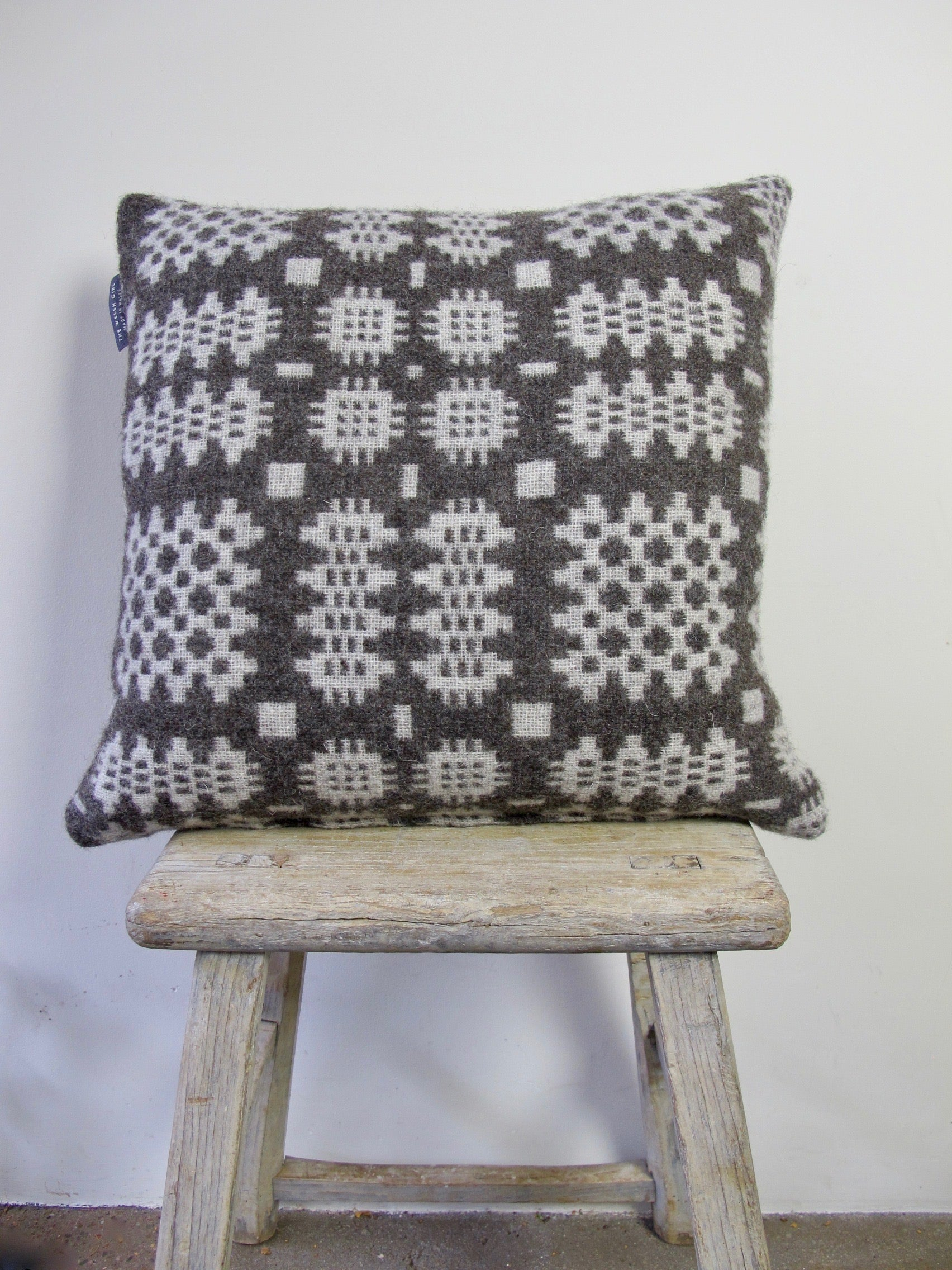 Lottie Tapestry Cushion - 18""
