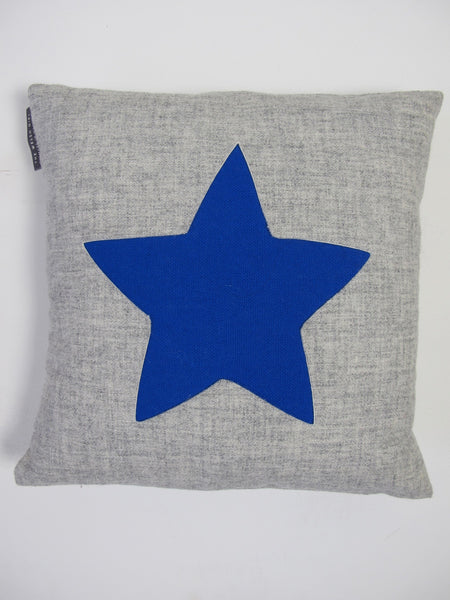 Patchwork Star Cushions