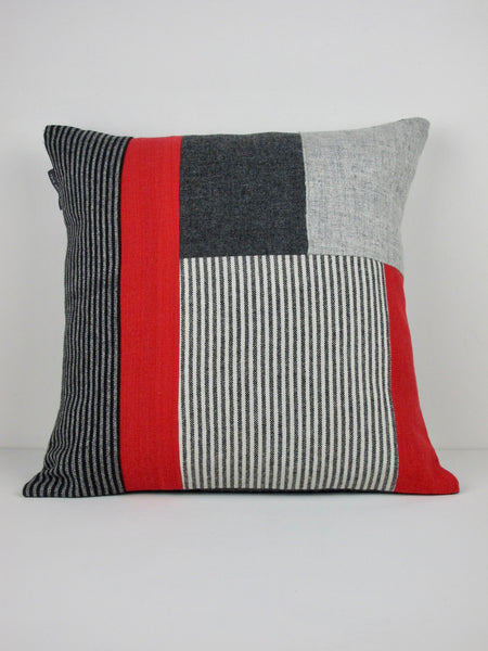 Patchwork Cushion XXIX