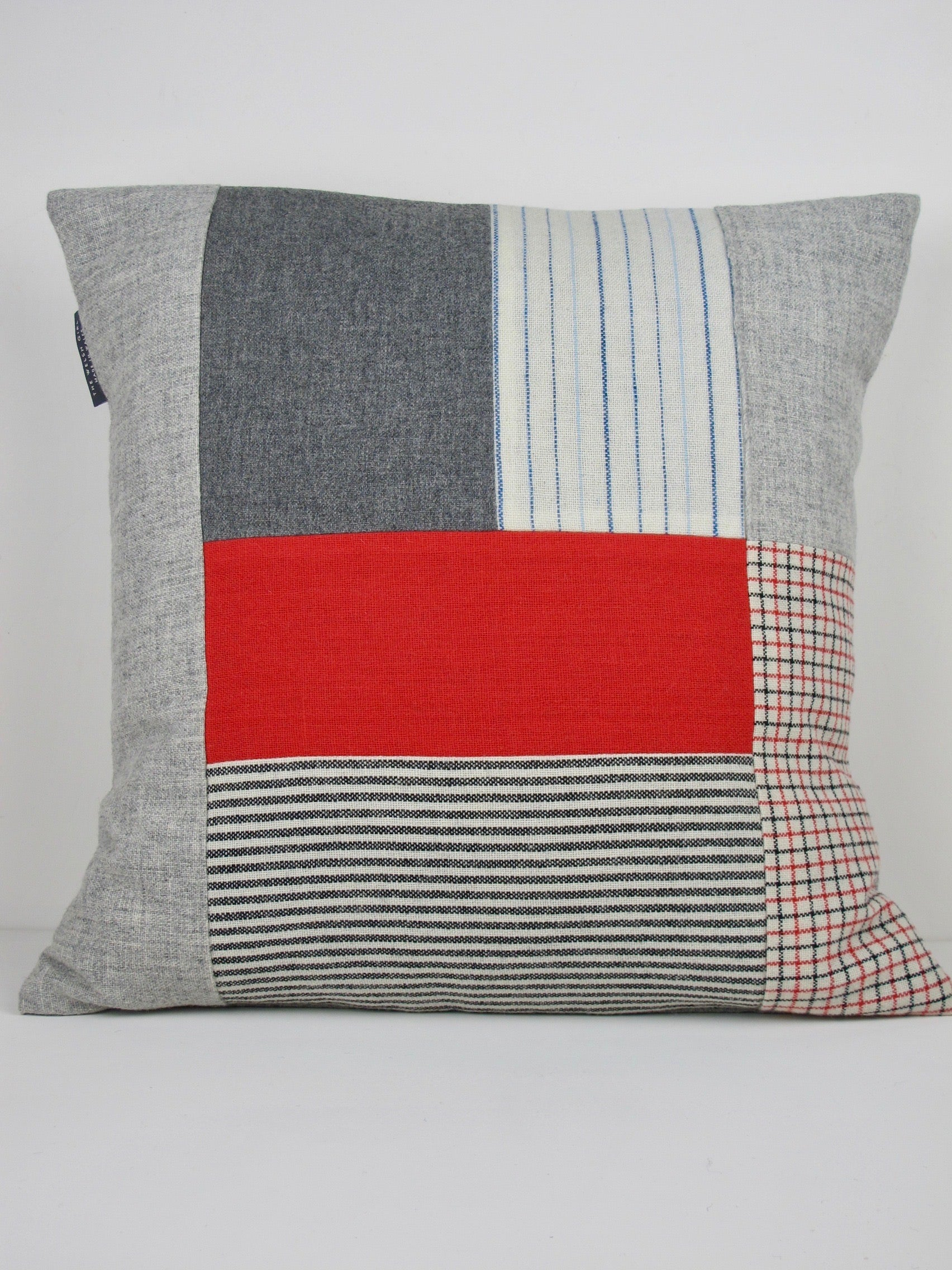Patchwork Cushion XXXII