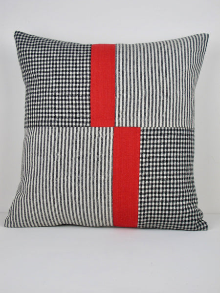 Patchwork Cushion XXXIV