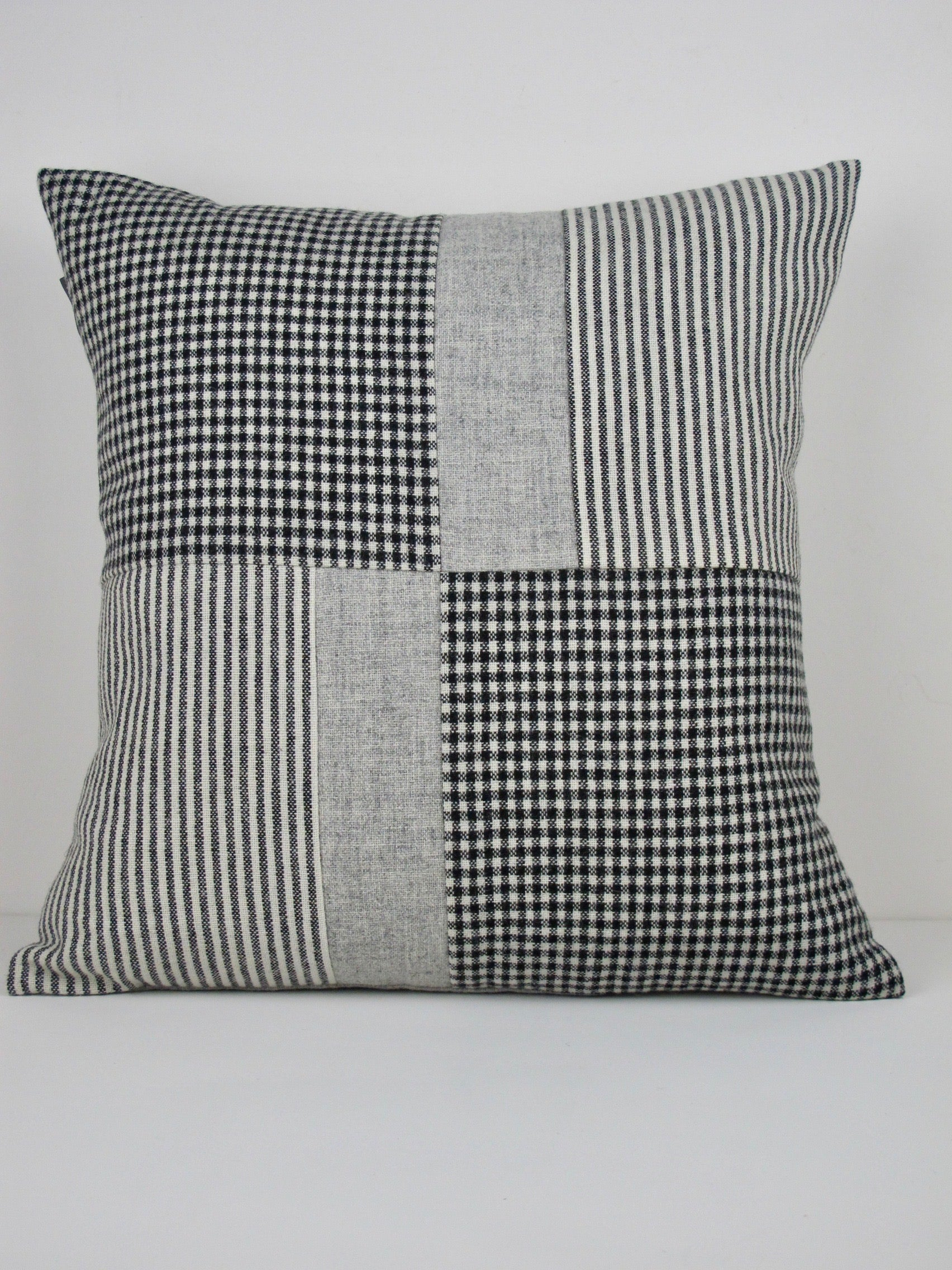 Patchwork Cushion XXXV