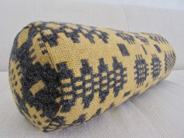Gracie Maize II Bolster Cushion