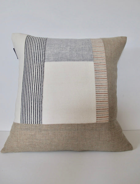 Patchwork Cushion XLIII