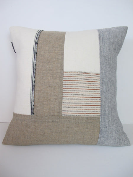 Patchwork Cushion XLIV