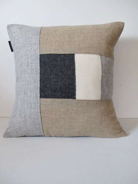 Patchwork Cushion XLV