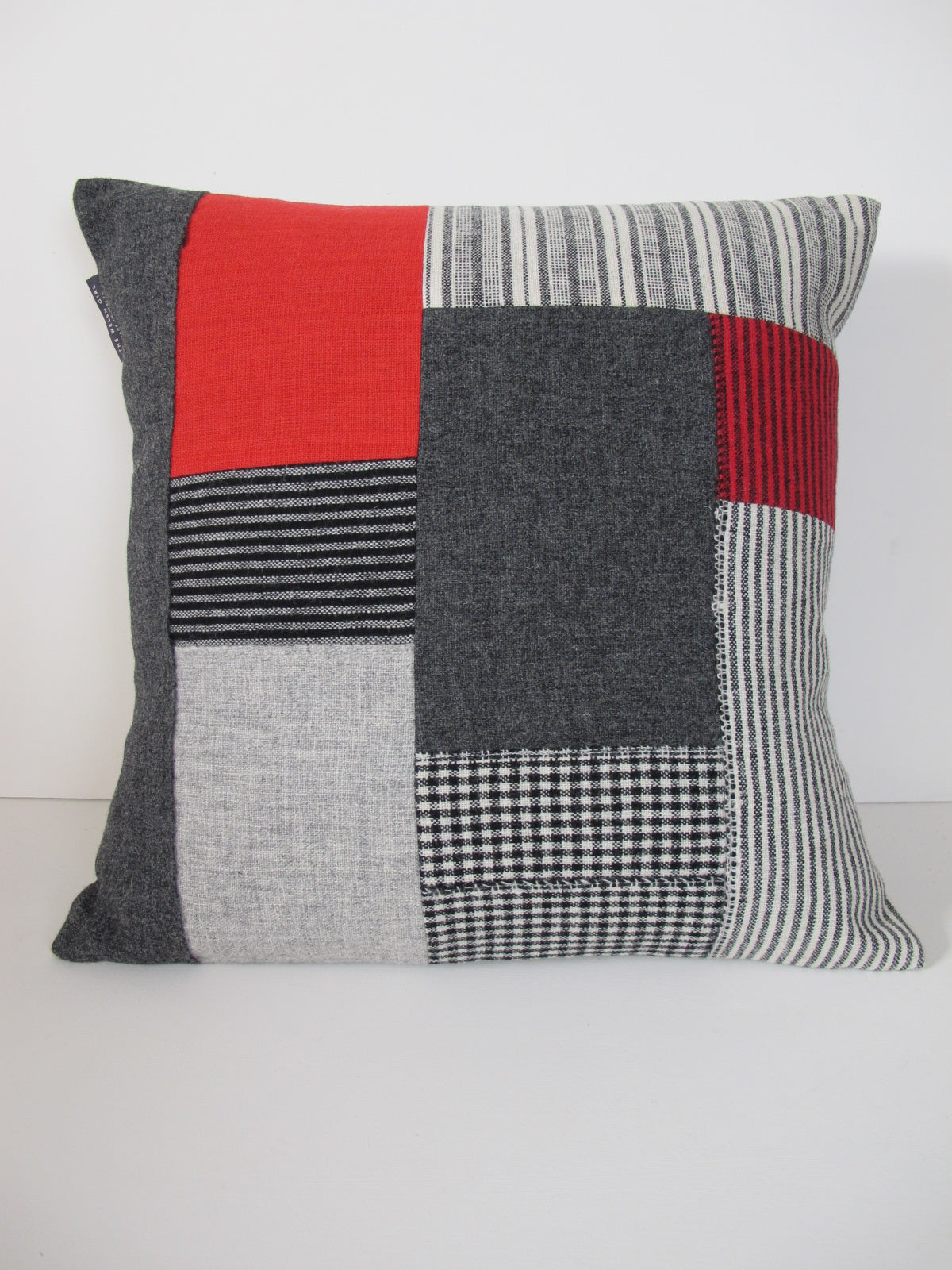 Patchwork Cushion XLII