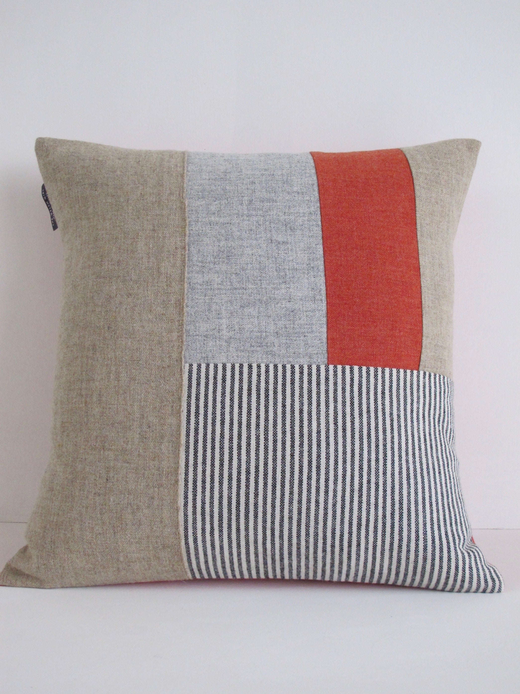 Patchwork Cushion LI