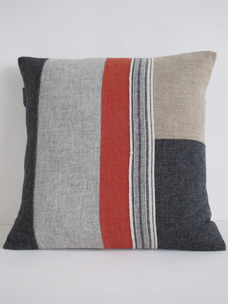 Patchwork Cushion LII