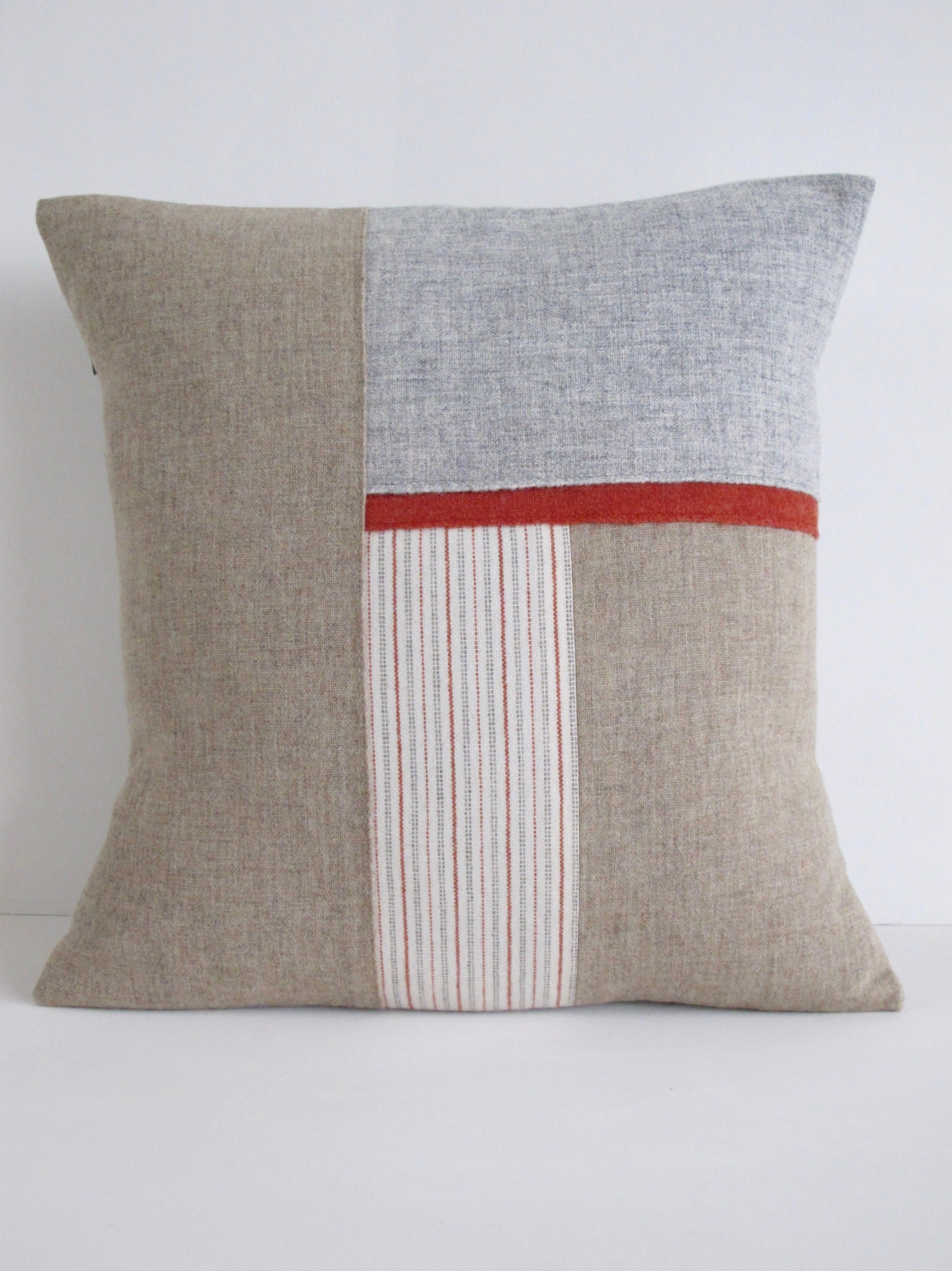 Patchwork Cushion LIII