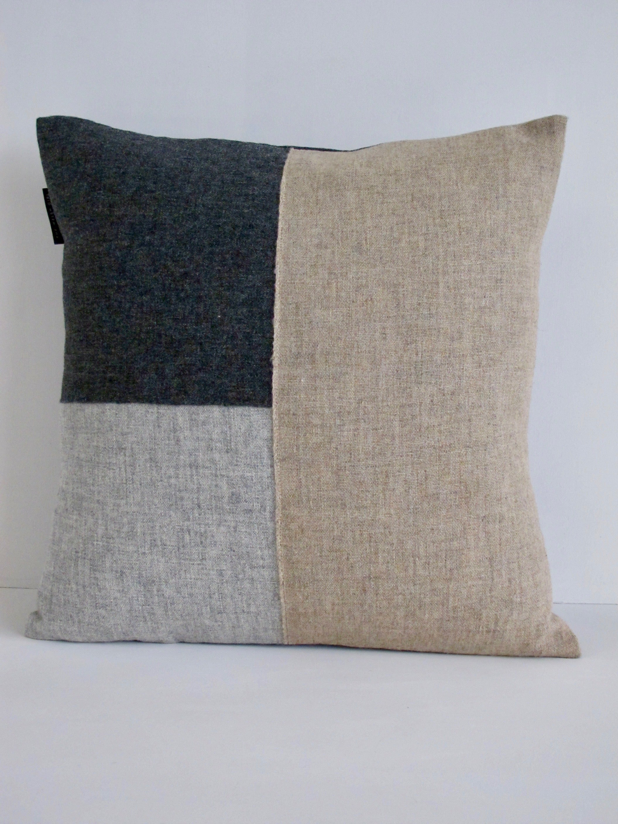 Patchwork Cushion LVIII