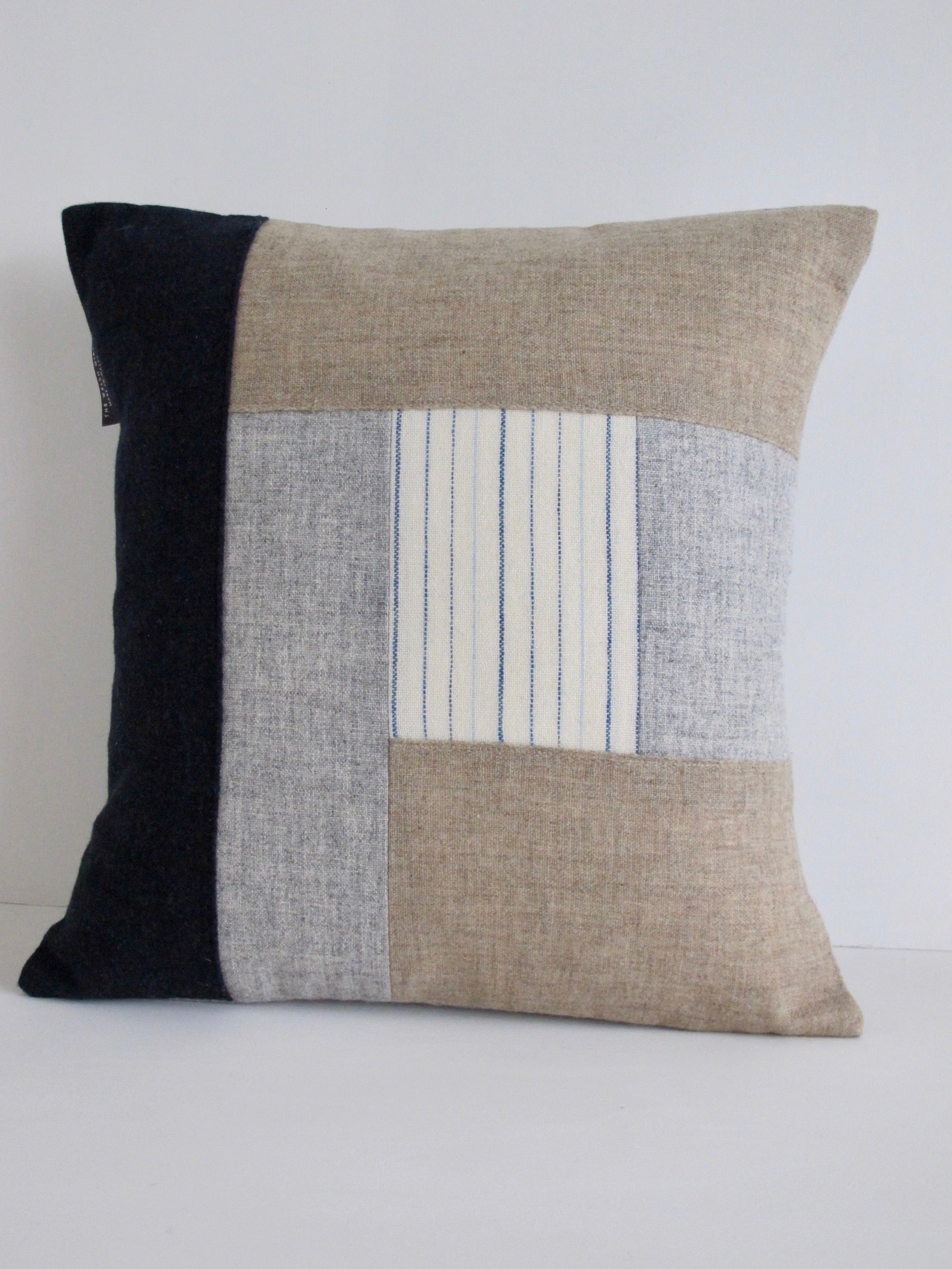 Patchwork Cushion LIX