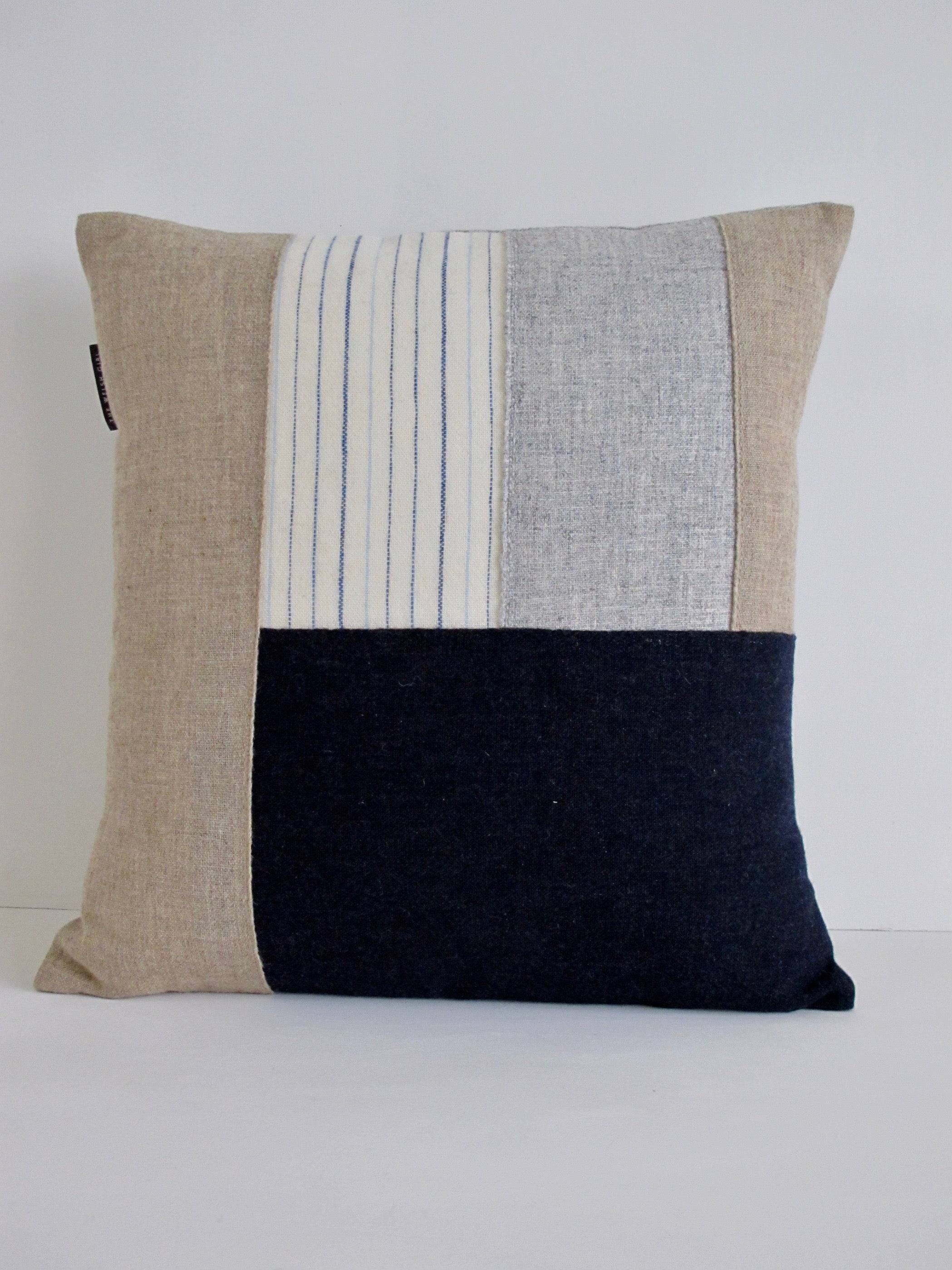 Patchwork Cushion LX