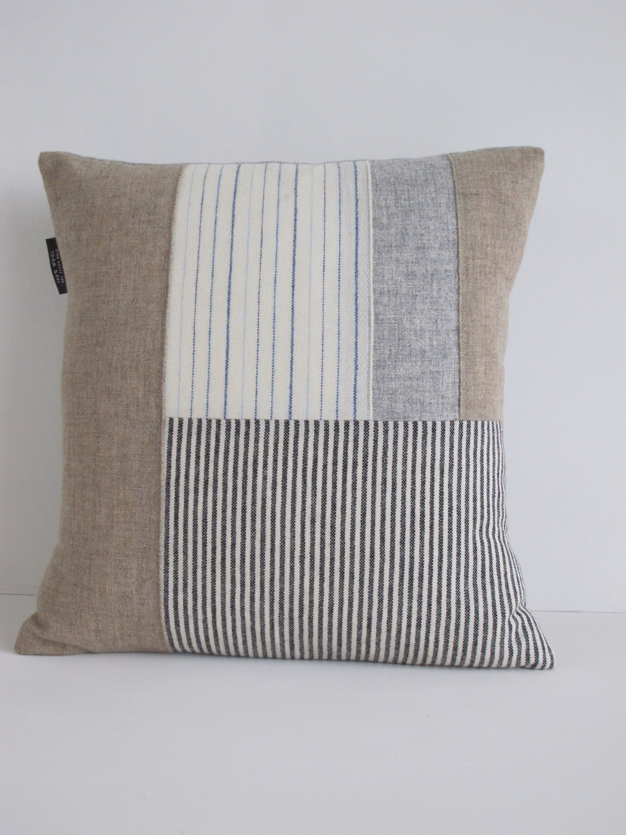 Patchwork Cushion LXI