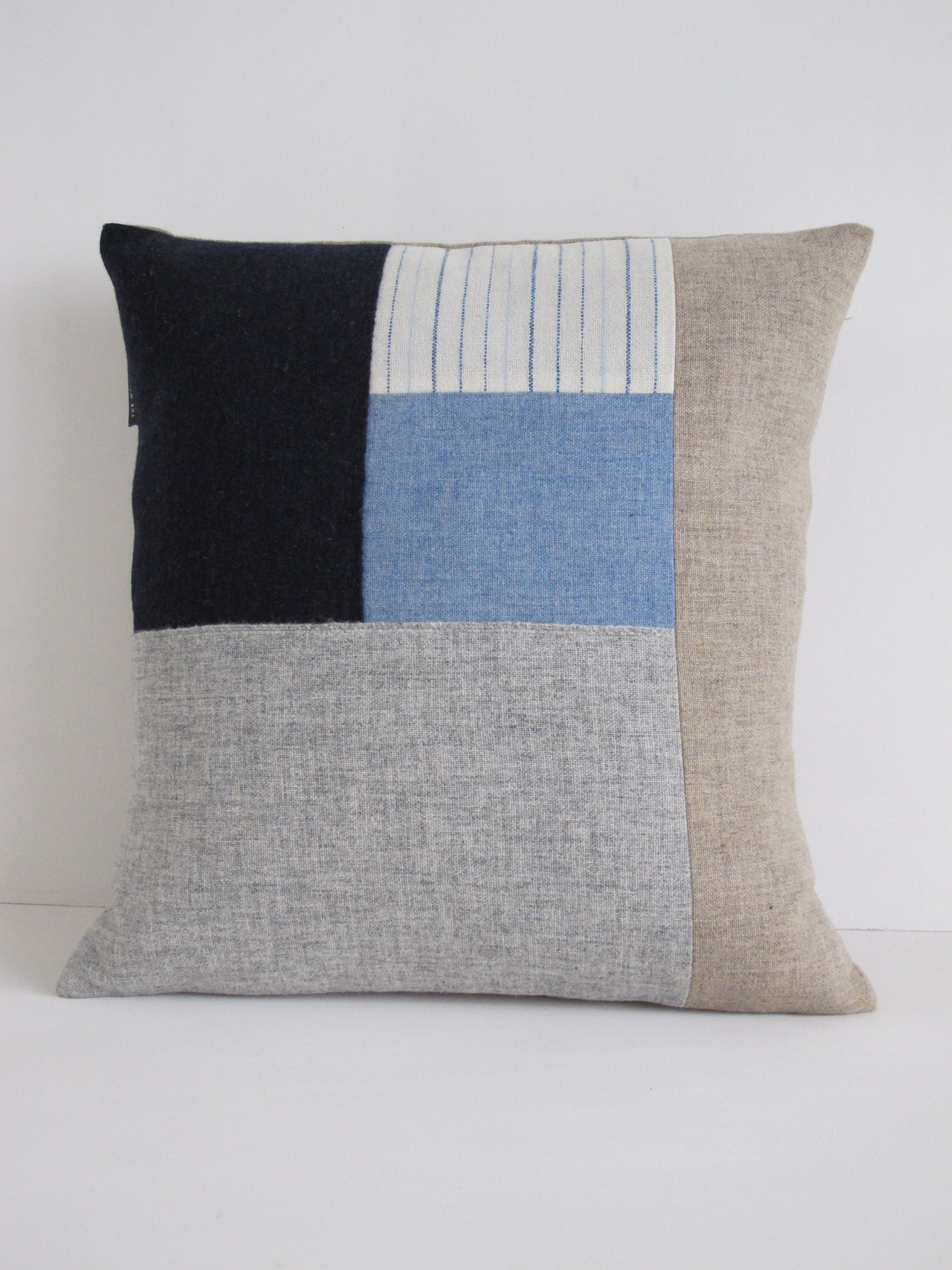 Patchwork Cushion LXII