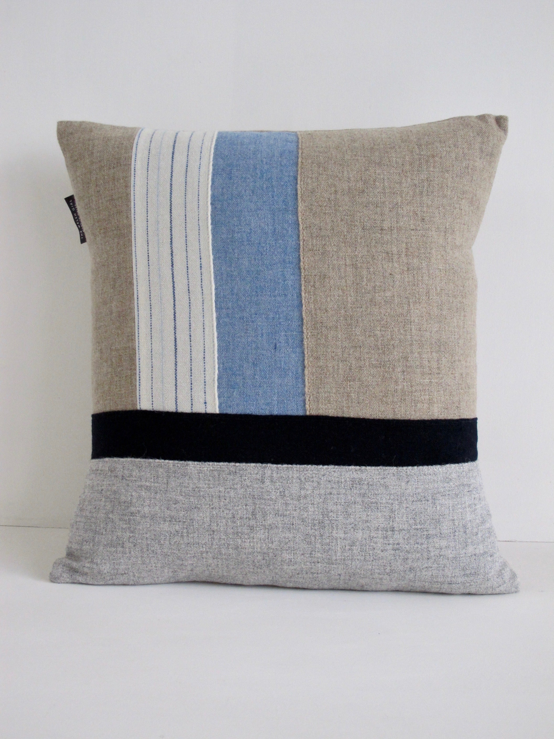Patchwork Cushion LXIII