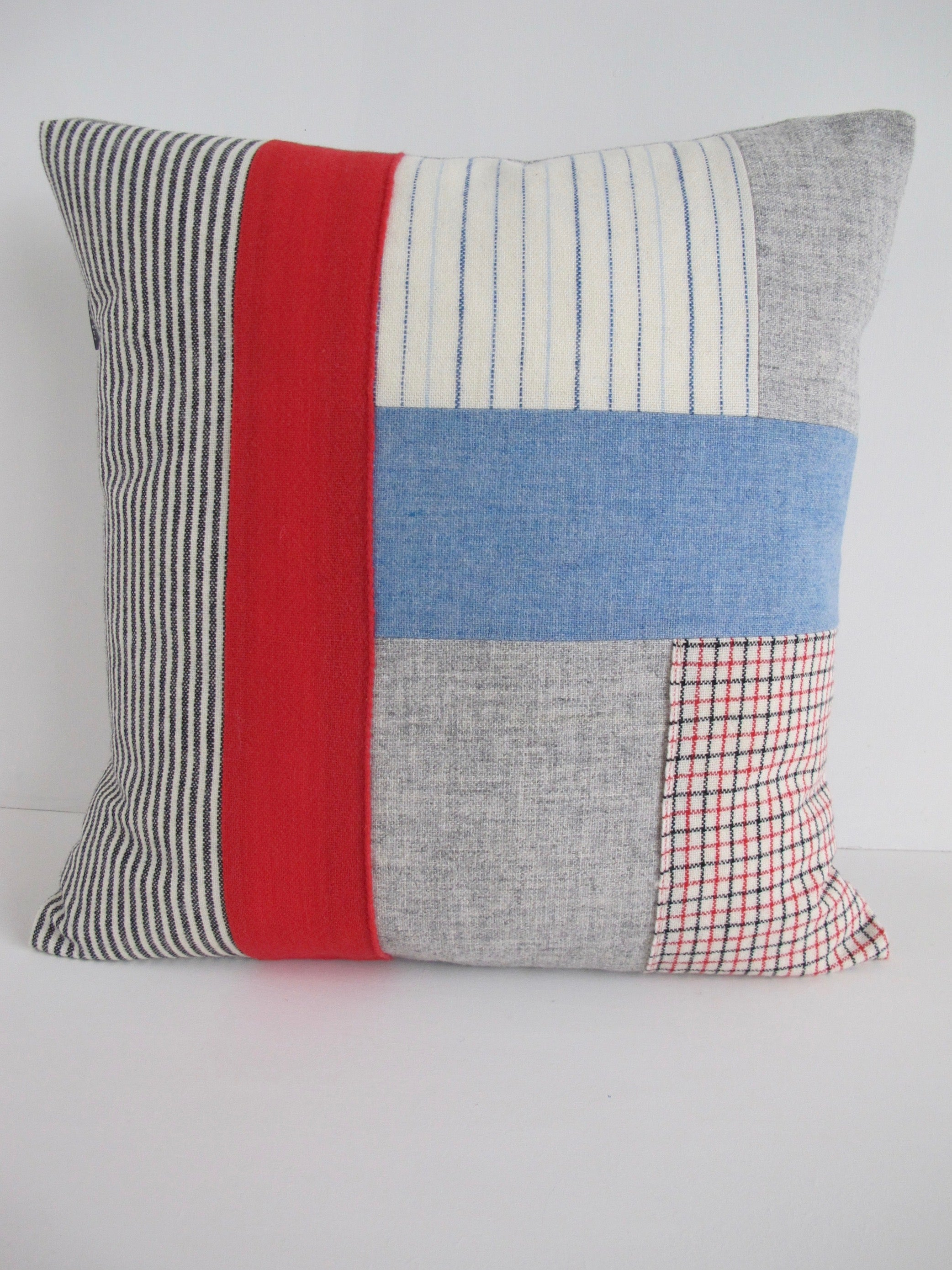 Patchwork Cushion LXIV