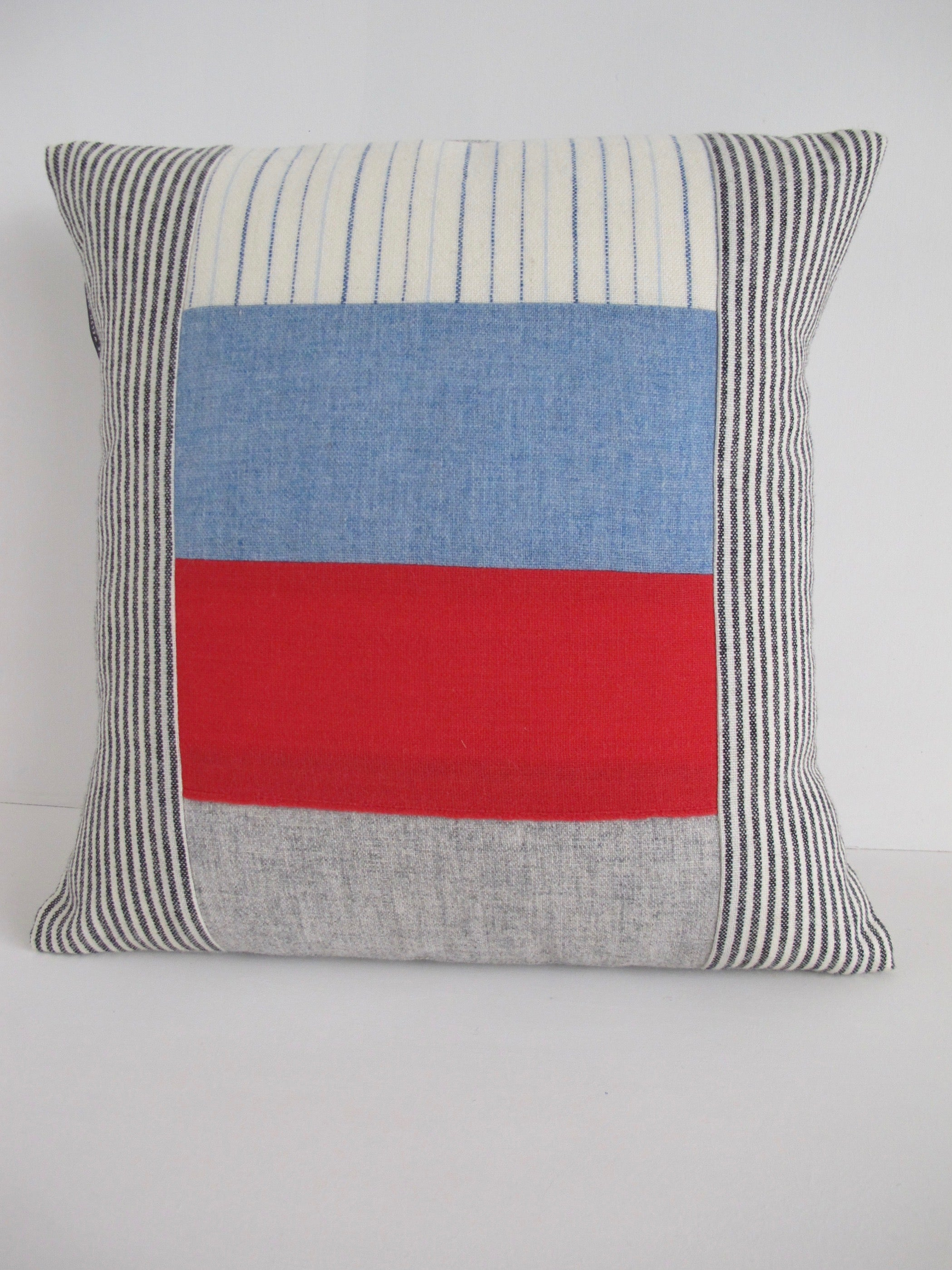 Patchwork Cushion LXVI