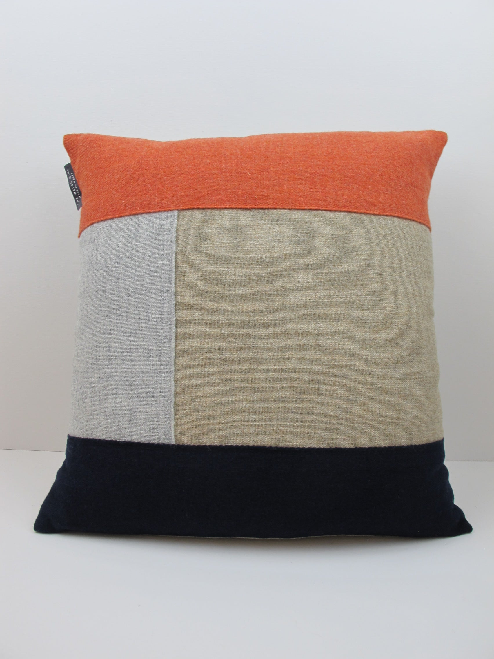 Patchwork Cushion XIX