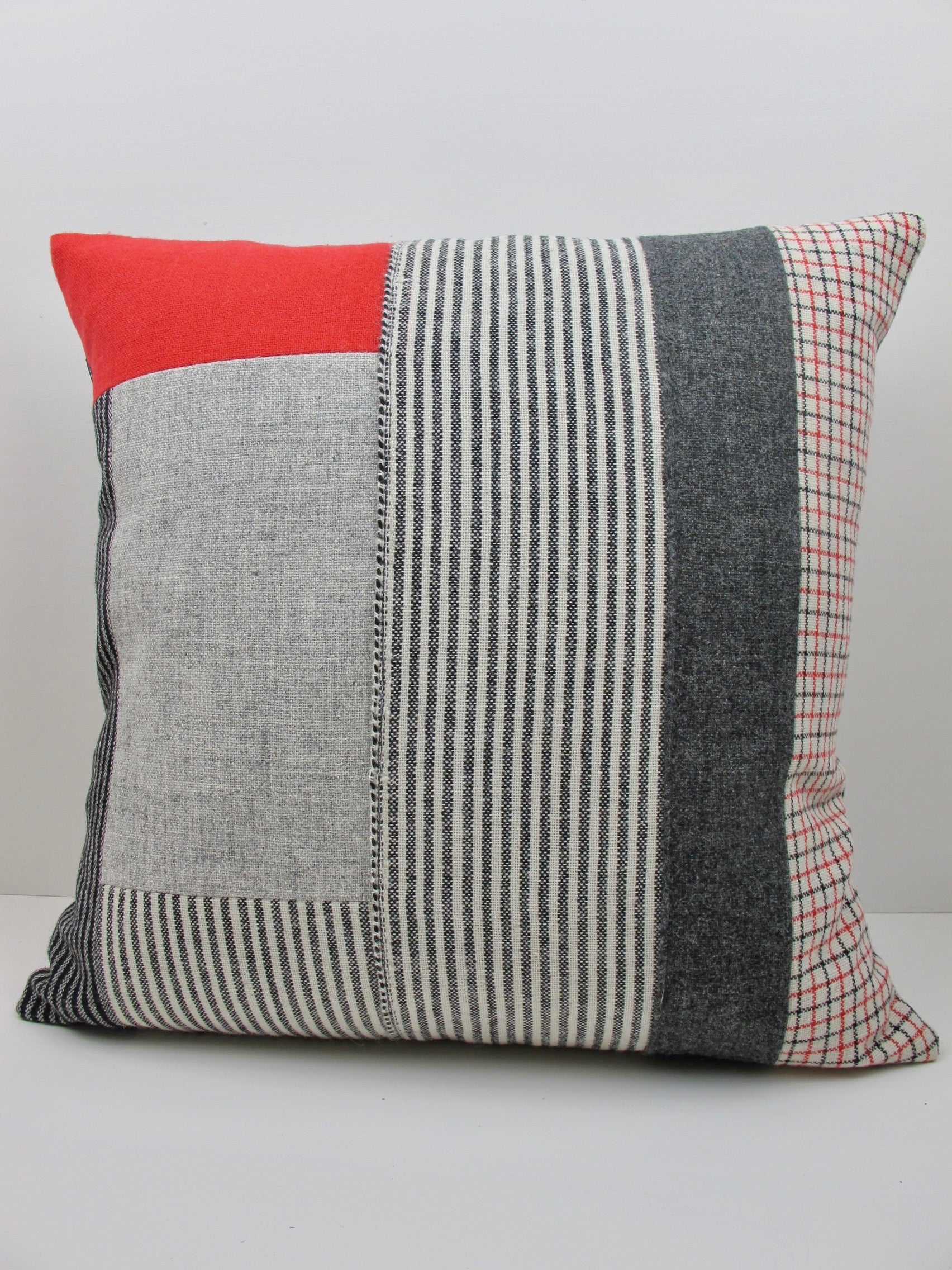 Patchwork Cushion XXVIII