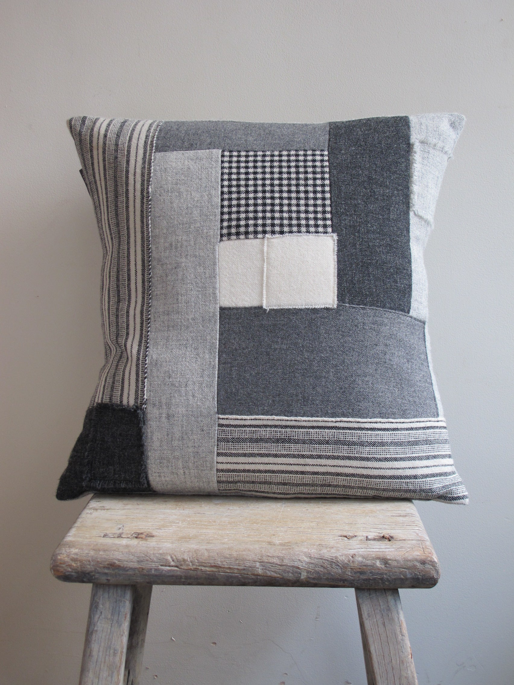 Patchwork Cushion XXIV