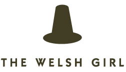 THE WELSH GIRL's logo