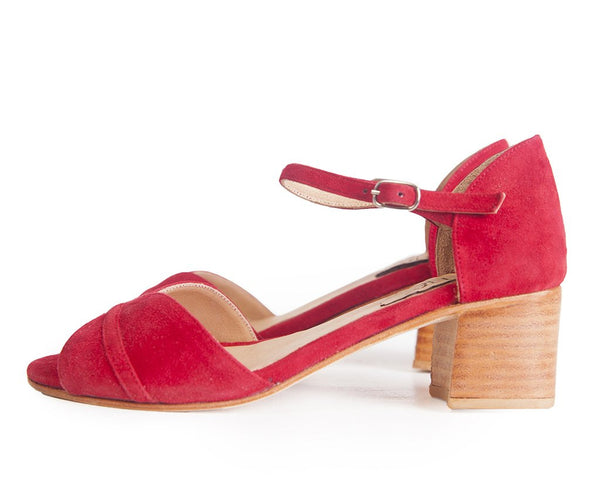 Charo Red Heels [option1] [option2] quierojune