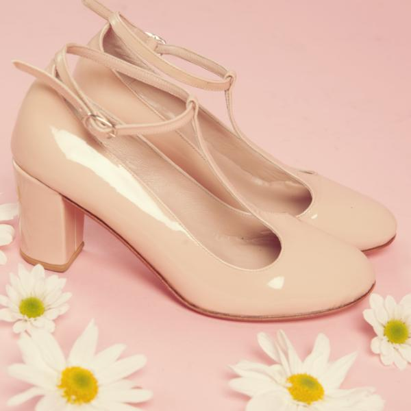 Prince Charol Nude Heels [option1] [option2] quierojune