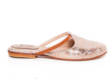 Mule Anette White Copper