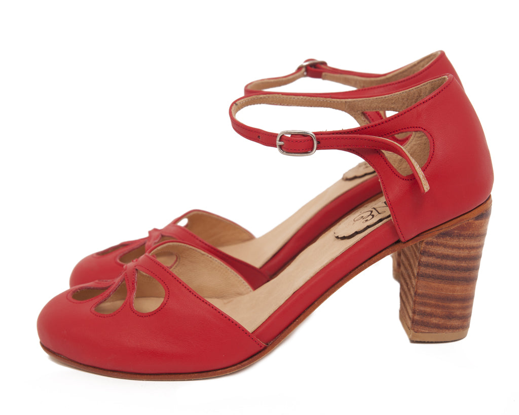 Cherry Pie (hh) Heels [option1] [option2] quierojune