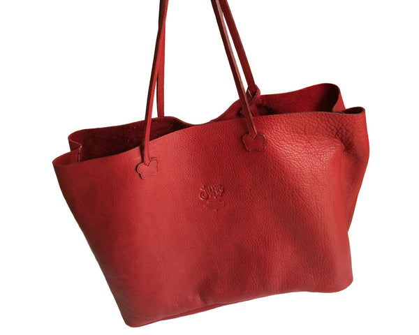 Beba Red Handbags Red [option2] quierojune