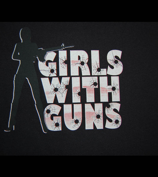 Girls With Guns (women) - gunnytees