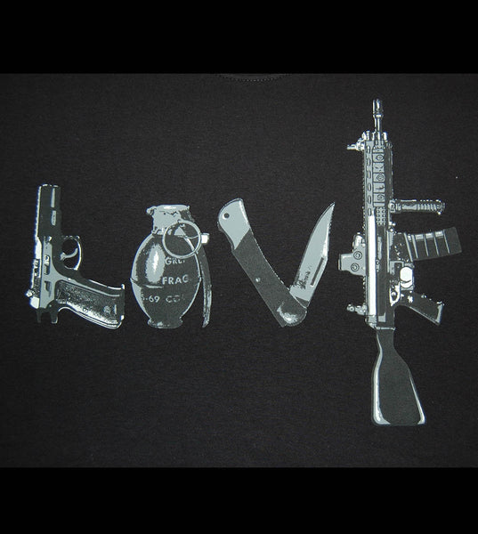 Love (men) - gunnytees
