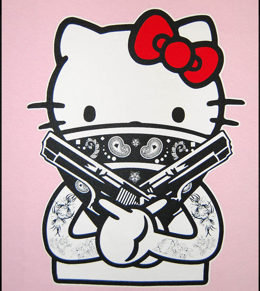 Hello Kitty (women) - gunnytees