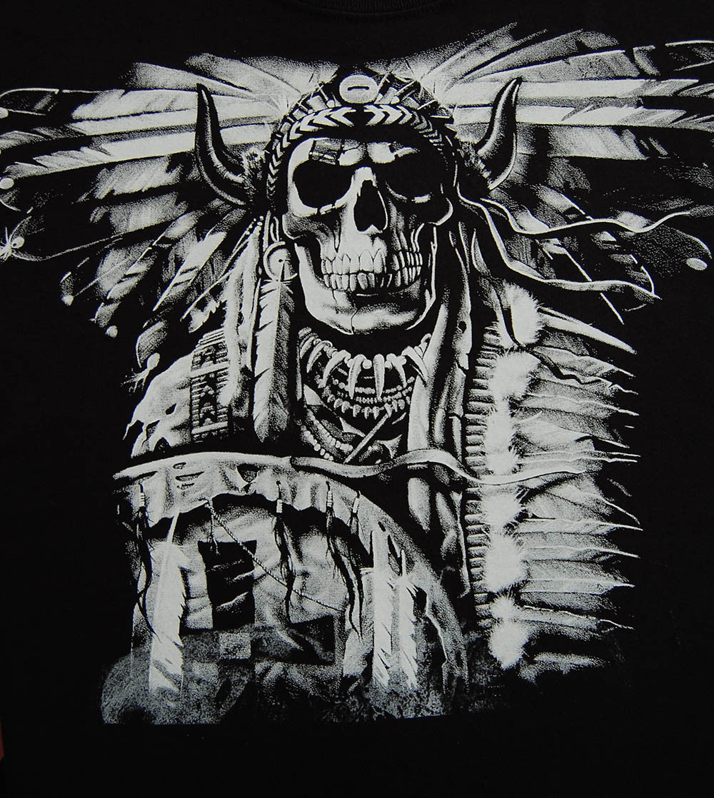Native American - 04 (men) - gunnytees