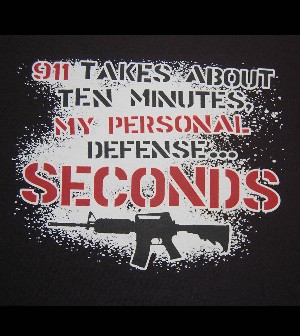 Seconds (men) - gunnytees