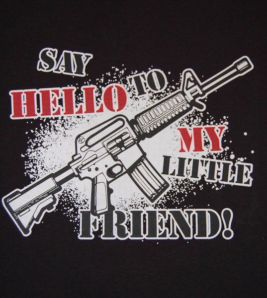 Say Hello (men) - gunnytees