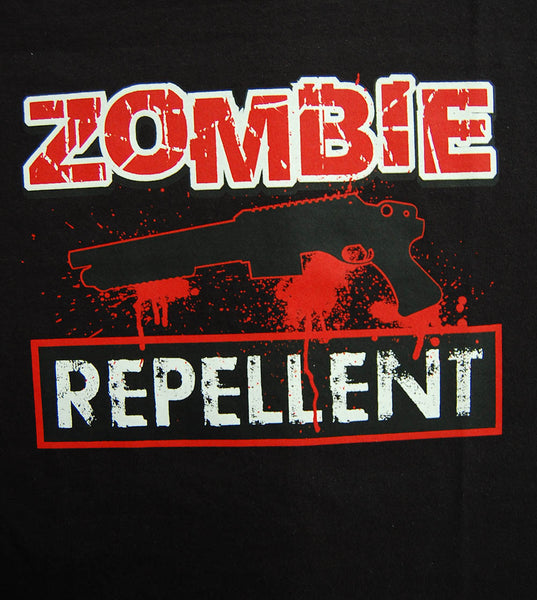 Zombie - Repellent (women) - gunnytees